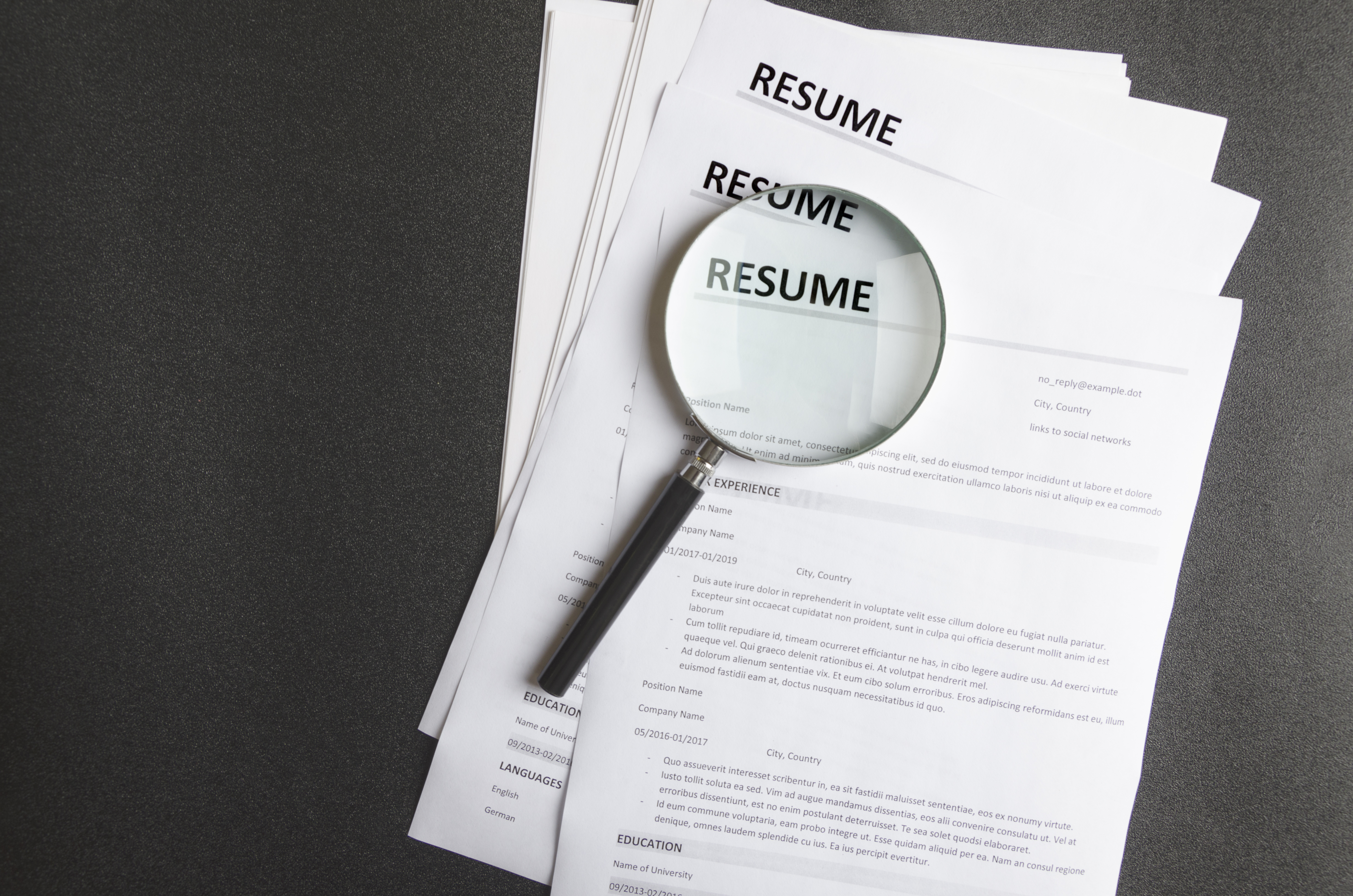 How to Build a Good Resume